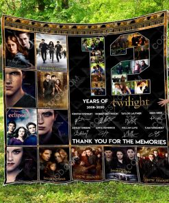 12 Years Of Twilight 2008-2020 – Quilt
