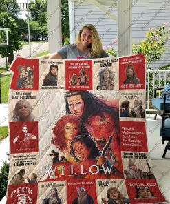1988 Movie Willow Quilt For Fans