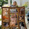 3d Cat Quilt Blanket 01