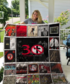 Bad Religion Albums Quilt Blanket For Fans New