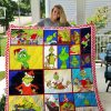 How The Grinch Stole The Christmas Quilt Blanket 01