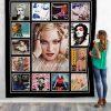 Madonna Albums Quilt Blanket For Fans New