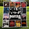 Pantera Albums Quilt Blanket New