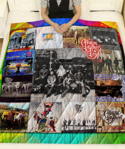 The Allman Brothers Albums Quilt Blanket For Fans