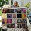 Todd Rundgren Best Albums Quilt Blanket For Fans New